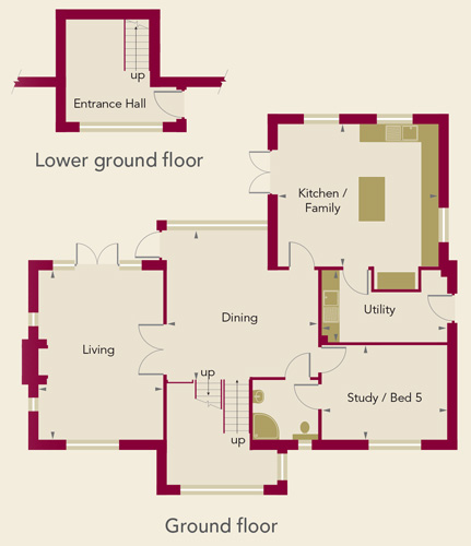 Chardston Place Home 1, Ground Floor