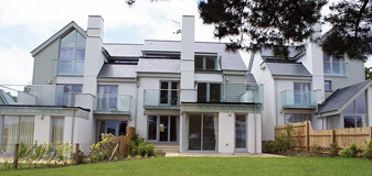 The Moorings development by Jameson Homes