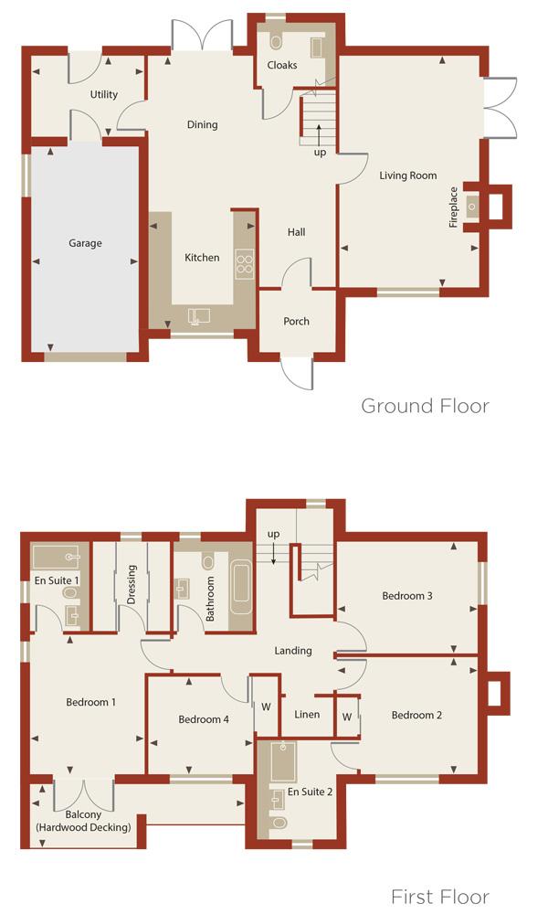 Jameson Homes - Cedar Court Plot 6